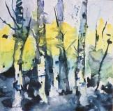 RauschenfelsS-202002-Birches-at-Sunrise-12x12-mounted-on-cradled-board-1.5-depth-125