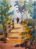Honeymoon-Bluff-on-the-Gunflint-Trail-11×15